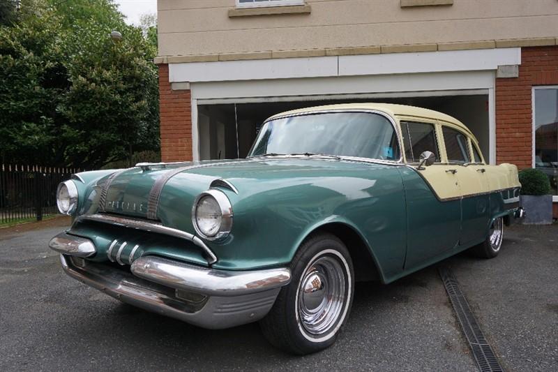 used Pontiac  Chieftain V8 AUTO in wigan
