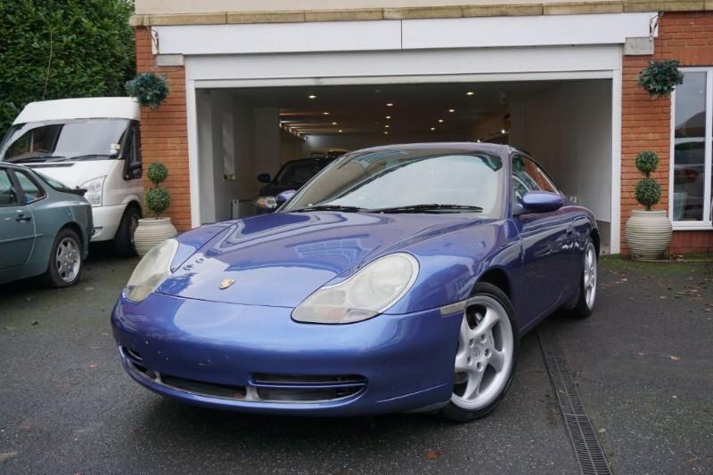 used Porsche 911 CARRERA 4 TIPTRONIC S in wigan