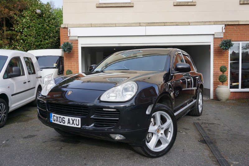 Car of the week - Porsche Cayenne V6 TIPTRONIC - Only £4,995
