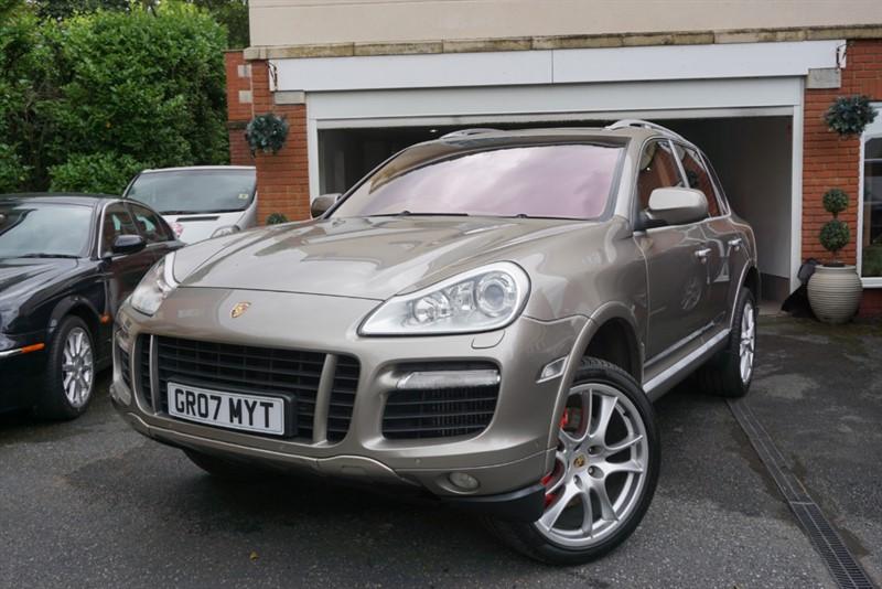 used Porsche Cayenne 4.8S TURBO in wigan