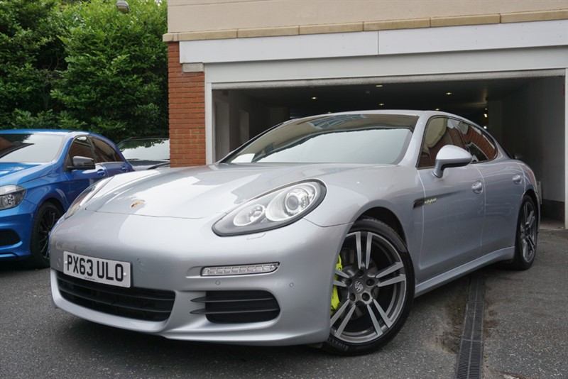 used Porsche Panamera S E-HYBRID TIPTRONIC in wigan