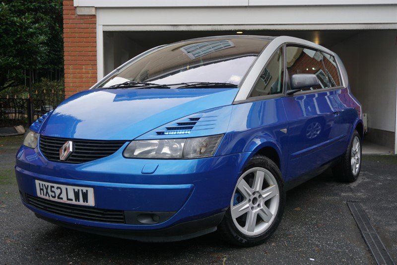 used Renault Avantime T DYNAMIQUE in wigan