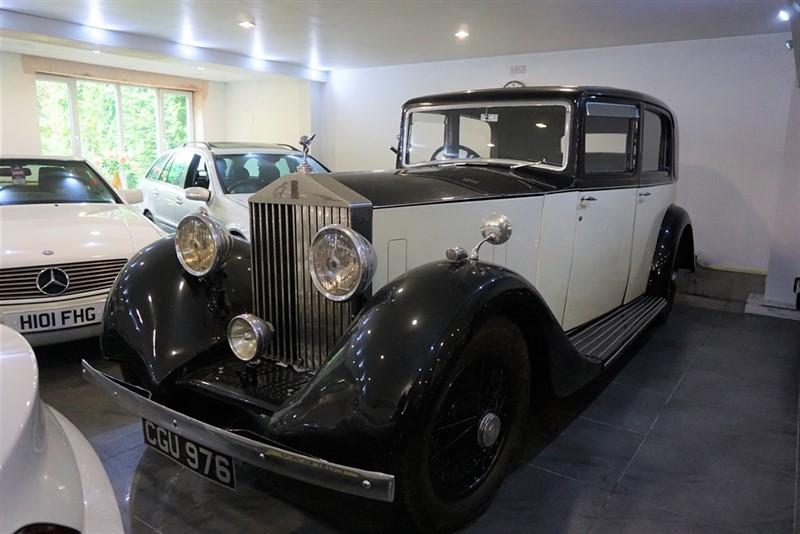 used Rolls-Royce 20/25 Barker in wigan