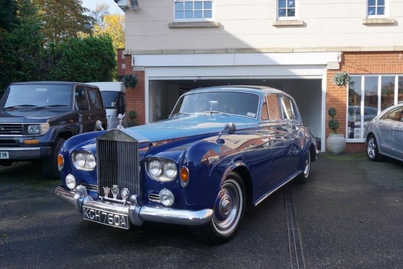 used Rolls-Royce Silver Cloud S3 in wigan