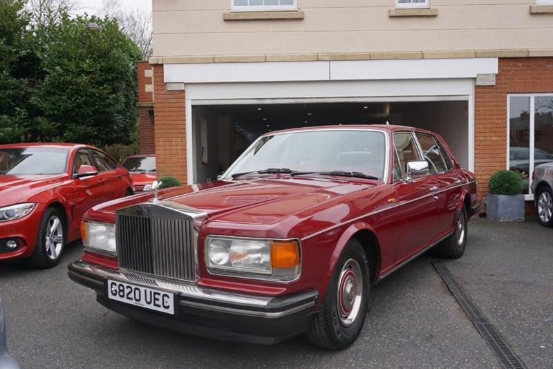 used Rolls-Royce Silver Spirit  in wigan