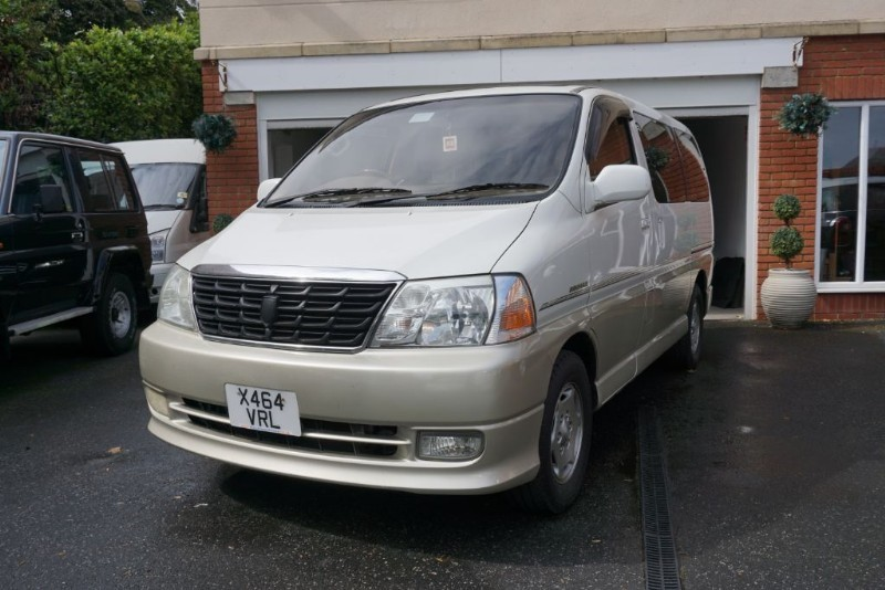 used Toyota  GRAND HI ACE GL EDITION in wigan