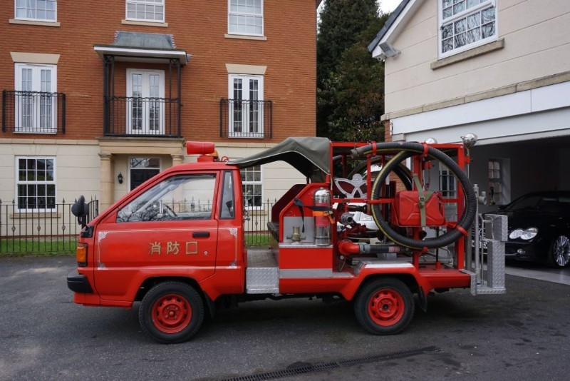 used Toyota  LITE-ACE FIRE ENGINE in wigan