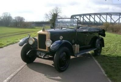 used Armstrong Siddeley Four-Fourteen ARMSTONG SIDDELEY COTSWOLD OPEN TOURER in wigan
