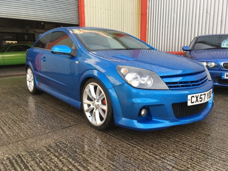 used Vauxhall Astra VXR in wigan