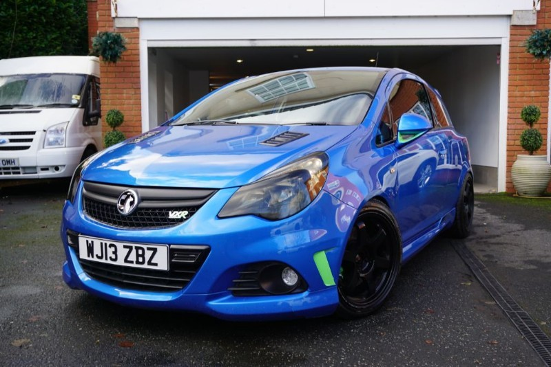 used Vauxhall Corsa VXR LIMITED EDITION in wigan