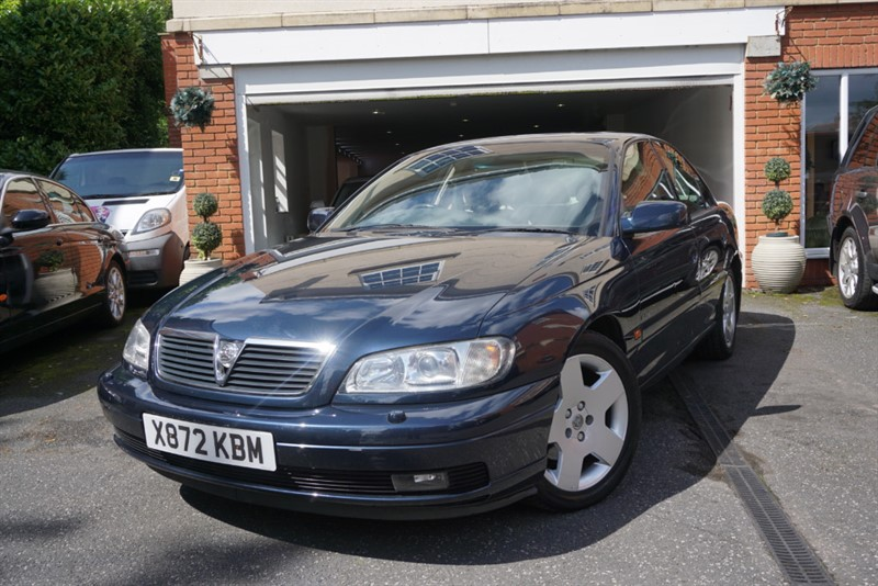 used Vauxhall Omega ELITE V6 in wigan