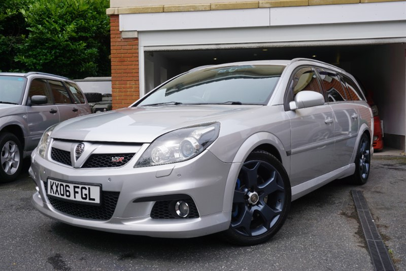 used Vauxhall Vectra VXR ESTATE in wigan