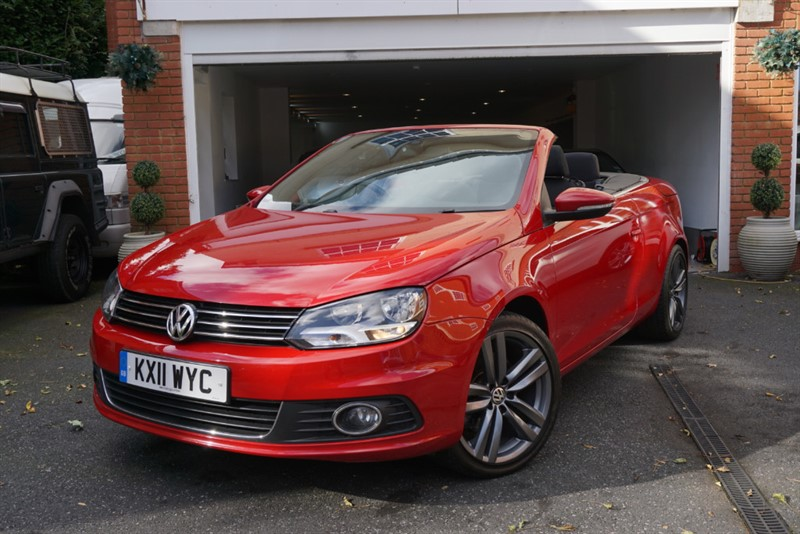 used VW Eos SPORT TDI BLUEMOTION TECHNOLOGY in wigan
