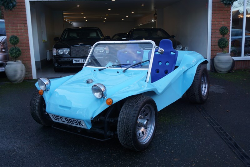 Car of the week - VW Beech Buggy - Only £6,995