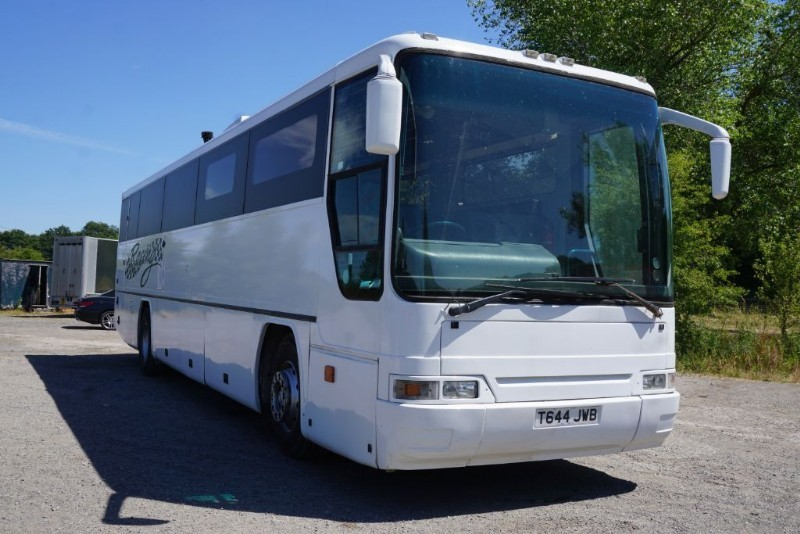 used Volvo 440 NEWLY CONVERTED RACE COACH in wigan