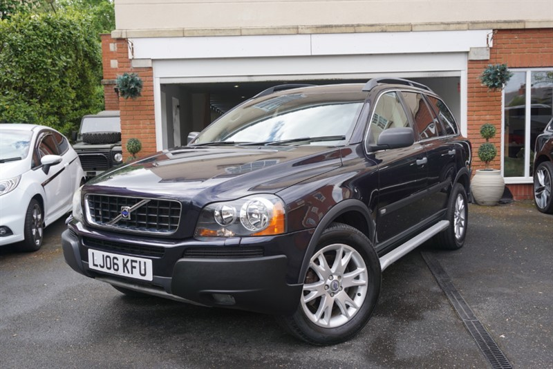 used Volvo XC90 T6 SE 7 SEATER in wigan