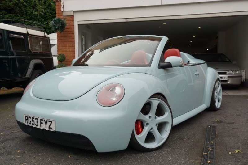 Car of the week - VW Beetle CABRIOLET OXFORD EDITION - Only £14,950