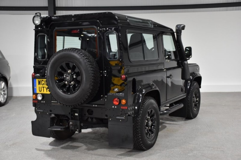 Land Rover Defender90 Td Xs Station Wagon For Sale Nr