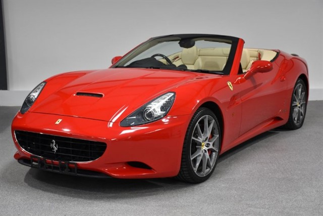 all Ferrari California S-A in ringwood-hampshire