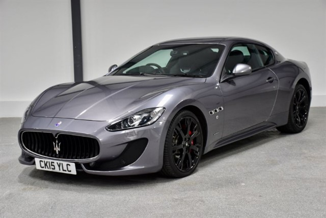 all Maserati Granturismo SPORT in ringwood-hampshire
