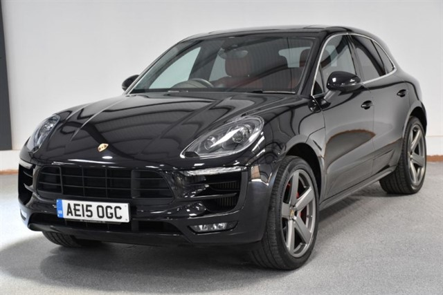 all Porsche Macan TURBO PDK in ringwood-hampshire