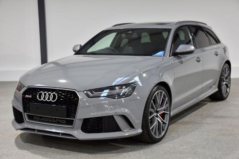 Audi Rs6 Rs6 Avant Performancepanoramic Roof Dynamic Pack