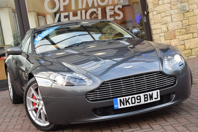 used Aston Martin Vantage V8 in york-yorkshire