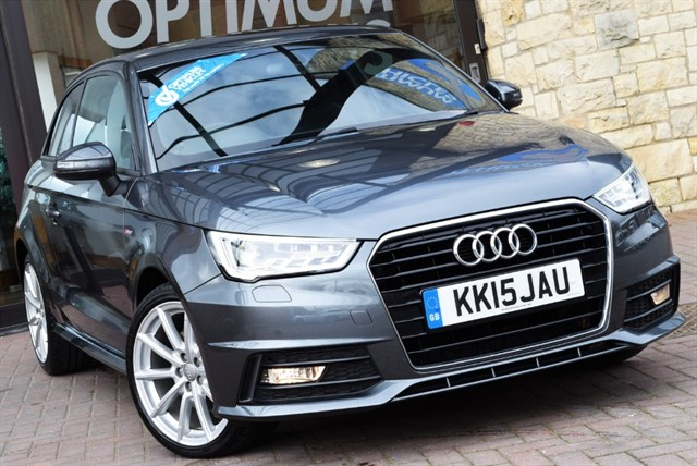 used Audi A1 TFSI S LINE in york-yorkshire