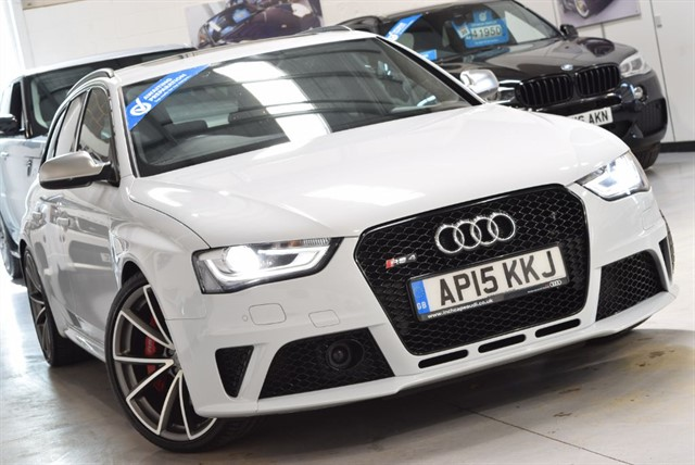 used Audi RS4 Avant FSI QUATTRO in yorkshire