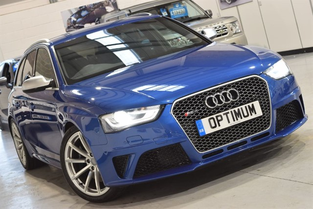 used Audi A4 RS4 AVANT FSI QUATTRO in yorkshire