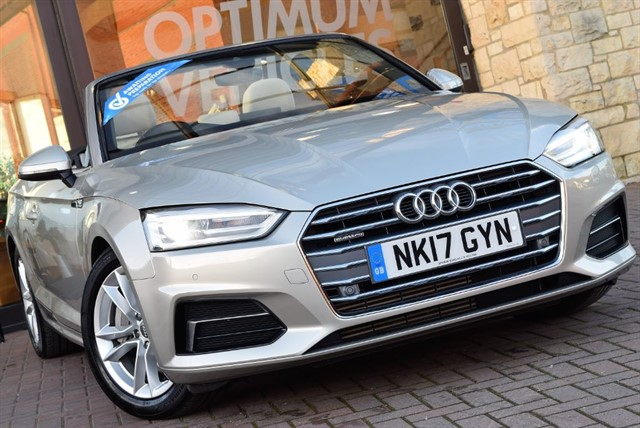 used Audi A5 TFSI QUATTRO SPORT in york-yorkshire
