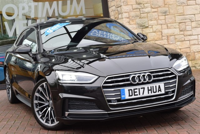 used Audi A5 TFSI S LINE in york-yorkshire
