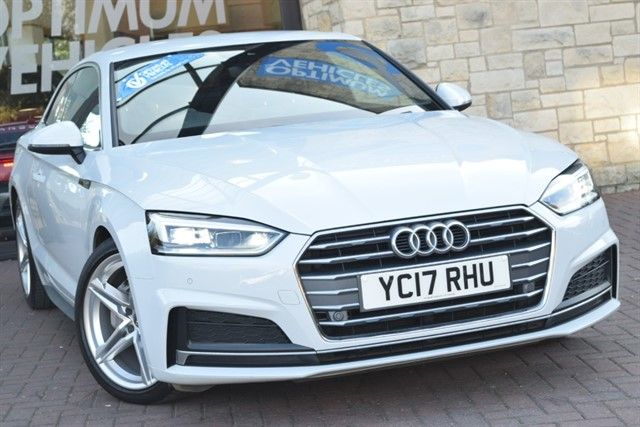 used Audi A5 TDI ULTRA S LINE in york-yorkshire