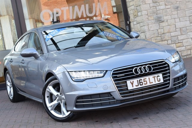 used Audi A7 SPORTBACK TDI QUATTRO SE EXECUTIVE in york-yorkshire