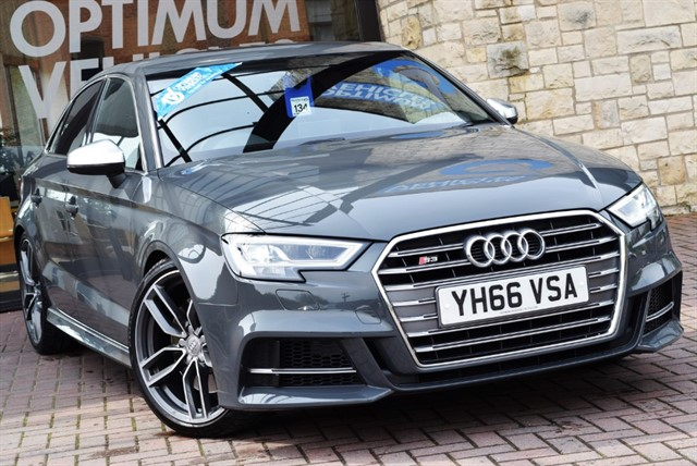 used Audi S3 QUATTRO in york-yorkshire