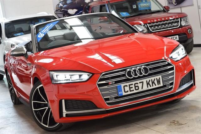 used Audi S5 S5 TFSI QUATTRO in yorkshire