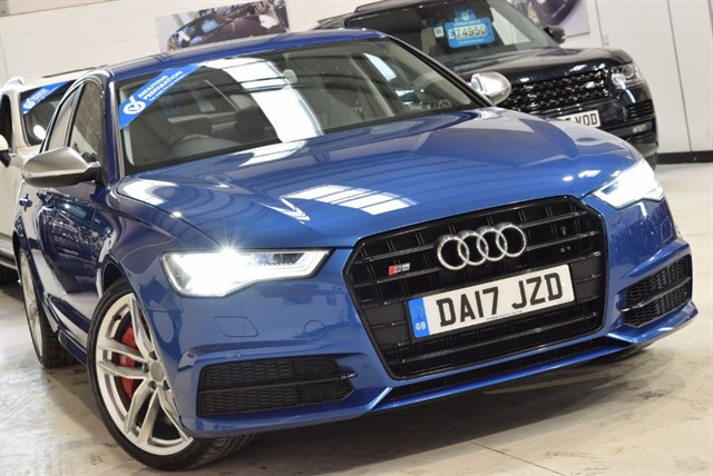 used Audi S6 TFSI QUATTRO S6 BLACK EDITION in yorkshire