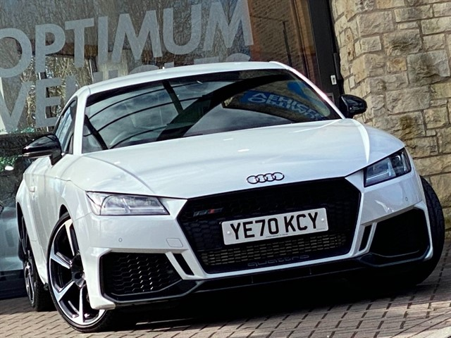 used Audi TT TTRS TFSI QUATTRO AUDI SPORT EDITION in york-yorkshire