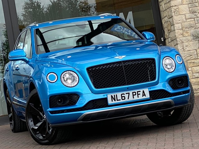 used Bentley Bentayga V8 D in york-yorkshire