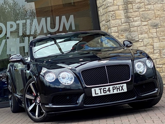used Bentley Continental GT V8 S in york-yorkshire