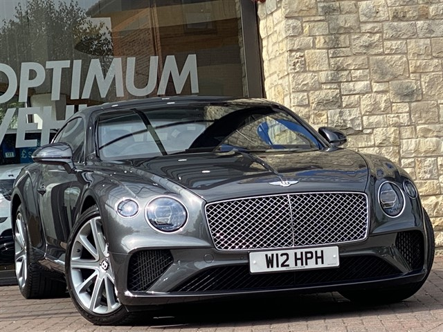 used Bentley Continental GT in york-yorkshire