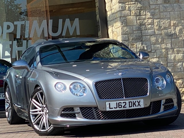 used Bentley Continental GT SPEED in york-yorkshire