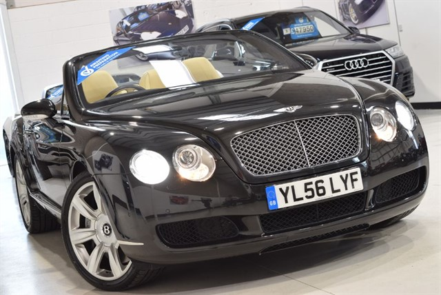 used Bentley Continental GTC  in yorkshire