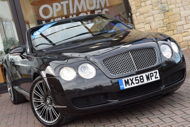 used Bentley Continental GTC MULLINER SPEC in york-yorkshire