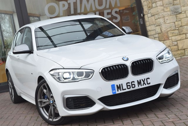 used BMW M1 140I in york-yorkshire