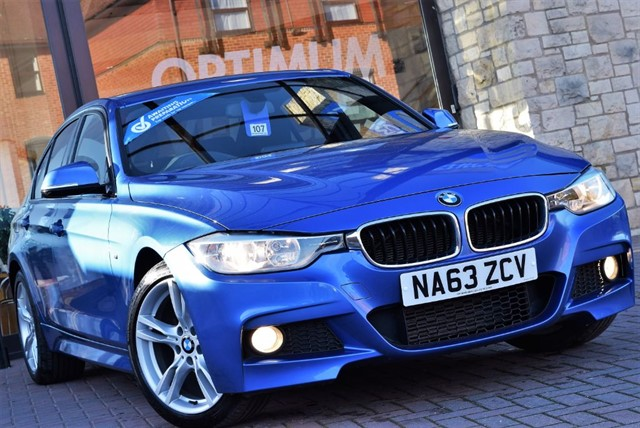 used BMW 320i XDRIVE M SPORT in york-yorkshire