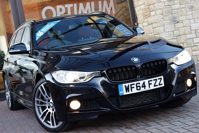 used BMW 335d XDRIVE M SPORT TOURING in york-yorkshire