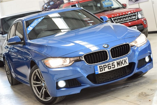 used BMW 335d XDRIVE M SPORT in york-yorkshire