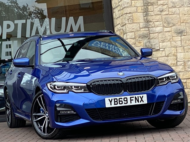used BMW 330d XDRIVE M SPORT in york-yorkshire