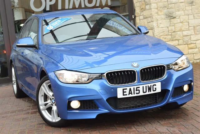 used BMW 335d M SPORT X DRIVE in york-yorkshire
